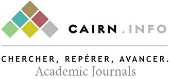 Cairn.info Academic Journals