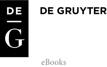 De Gruyter eBooks